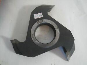 molette fers de toupie  carbure ,machine à bois- 50 mm SHAPER CUTTER N°8