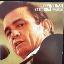 JOHNNY CASH: AT FOLSOM PRISON  Columbia Legacy CD One of the great live albums