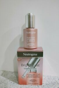 Neutrogena Bright Boost Illuminating Serum 30ml Free Aus Post Brand New In Box
