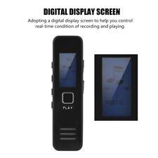 Digital MP3 Player 32GB Audio Aufnahmegerät Diktiergerät Sprachaufnahme Recorder