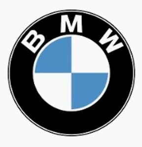BMW ROUND REAR TRUNK Lid Emblem Logo 2007-2013 CONVERTIBLE 328i 335i 335is M3