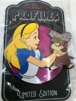 The Disney Monster SOADA Fantasy Alice in Wonderland Profile Pin