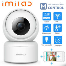 1080P HD IP Camera Wi-Fi Home Security Cam Night Vision Baby Dog Pet Monitor US