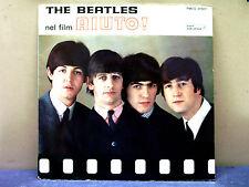 "THE BEATLES-LP- ""AIUTO ! ""ORIGINALE 1° STAMPA ITALY PRESS -stereo-pmcq- 31507"