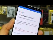 Samsung s9 S9+ plus Note 9 FRP google removal service