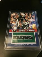 DARRIUS HEYWARD-BEY 2011 Topps Manufactured Team END ZONE ICONS PATCH #EZI-91