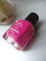 74 KABUKI Deep Fuschia CHANEL nail Varnish RARE 1st release New No Box or Cap
