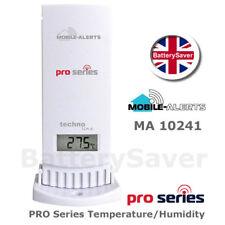 Technoline gli avvisi mobile MA10241 PRO SERIES Sensore di temperatura e umidità
