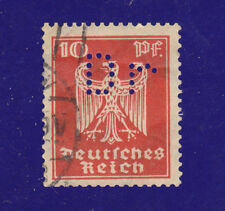 USED GERMANY #332 WITH Dr PERFIN