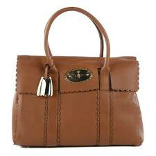 Mulberry Leather Outer Handbags with Inner Dividers