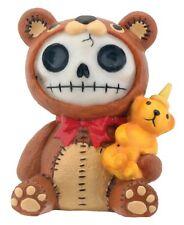 NEW Furrybones Furry Bones Honeybear Bear Skull Skeleton Figurine Gift 7842