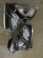 New listing Grey/Blue Children's Ice Skates Size US 1