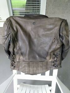 """Vintage Fox Creek Vented Racing Jacket """"Mad Max"""" for Men Size 42"""