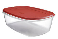 Rubbermaid Easy Find Lids 2.5 gal. Food Storage Container 2 pc
