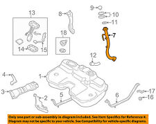 42066FA140 Subaru Filler pipe compl 42066FA140