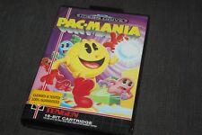 Megadrive Games PAC-MANIA & GLOBAL GLADIATORS (BOXED) PAL UK VERSIONS!