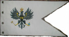 German Eagle Prussian Army War Battle Cavalry Hussar Uhlan Guidon Pennant Flag X