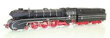 Rivarossi pista h0 1323 tren bala-máquina de vapor br 10 001 de la DB (ll5715) O.