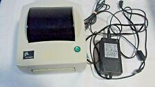 Zebra Desktop TLP 2844 Label Thermal Printer USB