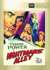 Nightmare Alley-Fox Cinema Archive MOD DVD-Tyrone Power-Film Archive