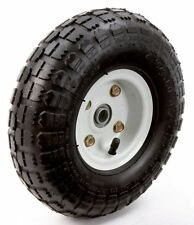 "Farm&Ranch FR1055 10"" Pneumatic Replacement Turf Tire for Hand Trucks&Lawn Carts"