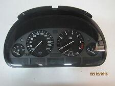 Tacho Kombiinstrument BMW E39  62.11-8 381 200  62118381200  110.008.735/050
