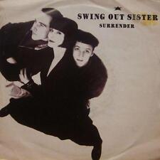 "Swing Out Sister(7"" Vinyl P/S)Surrender-Mercury-SWING 3-UK-VG+/VG"