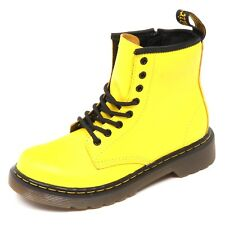 D3004 (without box) anfibio bimbo DR. MARTENS giallo boot shoe kid unisex