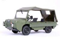 "LUAZ 967 AutoLegends USSR 1969 Diecast Metal model 1:43 Length 3.3"" Deagostini"