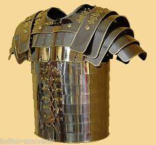 Lorica-Segmentata-Armor-B rass-Trimmed-Roman-Lorica- Segmenta-medieval-roman Lor