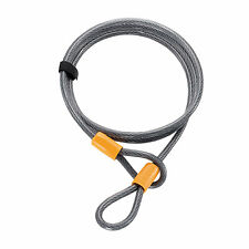 ONGUARD AKITA 8043 BIKE CABLE LOCK EXTENDER 220cm x 10mm CYCLE CABLE LOOP