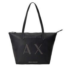 Armani Exchange Woman bag shopping 942593 cc284 black