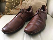 Cole Haan Mens Brown Leather Dress Shoes Sole 161 C04845  Sz. 9 M