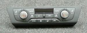 Audi A6 A7 4G Air Conditioning Control Unit Soul 4G0 820 043 K/4G0820043K
