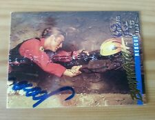 BAYWATCH JAASON SIMMONS SIGNED AUTOGRAPHED TRADING CARD 623/1000
