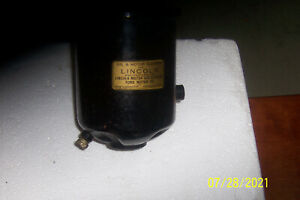 1942-48 Lincoln Oil Filter N.O.S.