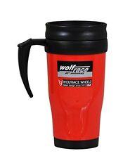 Wolfrace Alloy Wheels Travel Mug Thermos Mug Travel Mug Camping Motorsports