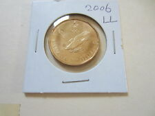 2006 Canada Lucky Loonie One Dollar Coin. (UNC.)