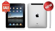 NEW Apple iPad 1st Generation 16GB, Wi-Fi + 3G (Unlocked), 9.7in - Black