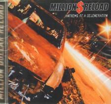Million Reload(CD Album)Anthems Of A Degeneration-New