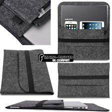 Wool Felt Sleeve Cover Case BAG For Samsung Chromebook ATIV Book Laptop Notebook