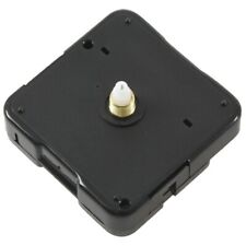 20x(Quartz Clock Movement Mechanism DIY Repair Parts Black + Hands R7E7