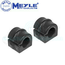 2x Meyle (Germany) Anti Roll Bar Bushes Front Axle Left & Right No: 614 035 0020
