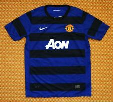 2011 - 2012 Manchester United, Away Shirt by Nike, Boys XL, 158-170, 13/15
