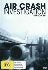 Air Crash Investigations Season 10 R4 DVD
