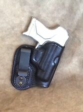 Ruger LCP II IWB Leather Holster by ETW Holsters...Hickory, NC