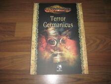 Cthulhu Terror Germanicus Abenteuersammlung Softcover 2018 Pegasus Spiele Neu