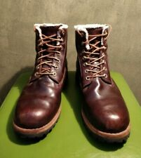 TIMBERLAND MEN'S EARTH KEEPERS HERITAGE LINED BOOT TRAIL 6555A Size 10.5