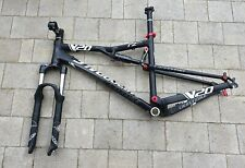 Canondale RZ120 Mountain Bike Frame And Rockshox Forks