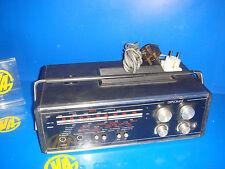 Radio Vintage radio DIPLOMAT con presa electrica inglese ma Con adattatore